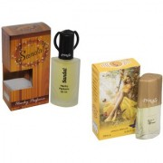 Skyedventures Set of 2 Sandel 30ml-Afreen 20ml perfume