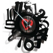 Disc'O'Clock Orologio Moderno Da Parete Numbers 1