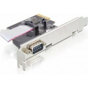Placa PCI Express Delock cu 1 port serial