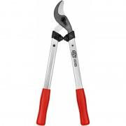 Foarfeca profesionala pentru crengi FELCO 211-50, lungime manere 50 cm, cap de taiere curbat, tip by-pass, pentru lemn dur