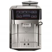 Espressor Bosch VeroAroma TES60729RW, 19 Bar, 1.7 l, Inox/Negru