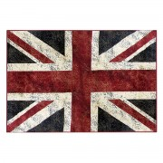 Miliboo Tapis drapeau anglais 95 x 140 cm LONDON