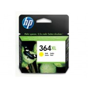 HP Cartucho de tinta Original HP 364 XL para Inkjet multifuncionales Alta Capacidad Amarillo