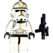 LEGO Star Wars Minifig Clone Trooper Episode III Star Corps Trooper