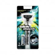 Gillette Mach3 rakhyvel för män + 2 Blad