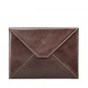 Dunkelbraunes Leder iPad Mini Case