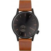 Komono Winston Subs Uhr schwarz braun