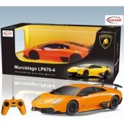 1/24 Scale Lamborghini Murcielago Lp670 4 Sv Radio Remote Control Model Car R/C Rtr (Colors Vary)