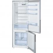 Хладилник с фризер Bosch KGV58VL31S, клас А++, обем 500 л