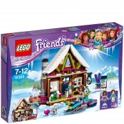 Lego Friends: Estación de esquí: Cabaña (41323)