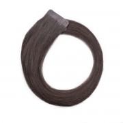 Rapunzel® Extensions Naturali Quick & Easy Original Liscio 2.6 Dark Ash Brown 50 cm
