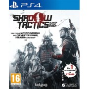 Kalypso Media Shadow Tactics Blades of the Shogun