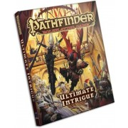 Pathfinder Roleplaying Game: Ultimate Intrigue, Hardcover