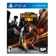 PS4 Juego inFamous Second Son Para PlayStation 4