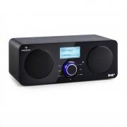 Auna Worldwide Stereo internet rádió Spotify Connect App Control BT fekete (MG2-Worldwide ST BK)