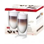 Scanpart Cafe Latte Thermo Glazen