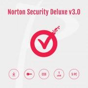 Symantec Norton Security Deluxe v3.0