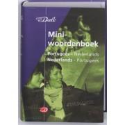 Woordenboek Miniwoordenboek Portugees | van Dale