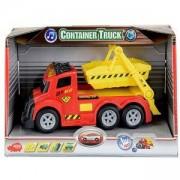 Дики - Камион с контейнер, Simba Dickie, 043071