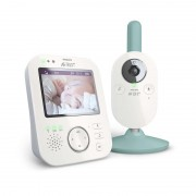 Philips Avent baby video monitor SCD 841