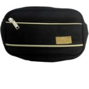 Scube Ventures Cosmetic Pouch(Black)