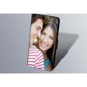 Husa flip personalizata Huawei P8