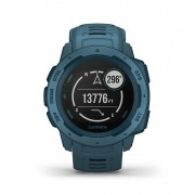 Garmin Instinct - Lakeside Blue GPS - 010-02064-04 - Sporthorloge