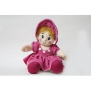 Baby Doll Girl Pram Baby Pink Color by Lovely Toys
