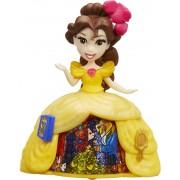 Disney Prinsessor - Spin A Story - Belle docka med tillbehör