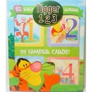 Winnie The Pooh Tigger 1 2 3