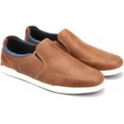 ALDO TINORO Loafers For Men(Tan)