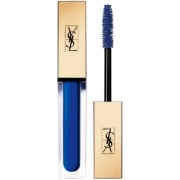 Yves Saint Laurent Vinyl Couture Mascara máscara de pestañas para dar longitud, curvatura y volumen tono 5 I'm The Trouble - Blue 6,7 ml