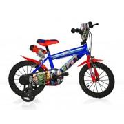 "Bicicleta copii DINO BIKES 414U AV, Roti 14"", AVENGERS"