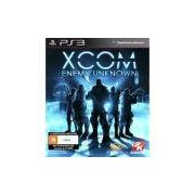 Game XCOM: Enemy Unknown - PS3