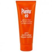 Plantur 49 подхранващо мляко за тяло за подмладяване на кожата pH 4 200 мл.