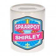 Bellatio Decorations Kinder spaarpot voor Shirley - Action products