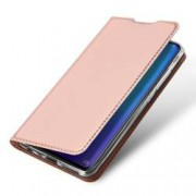 Husa Flip Cover Premium Duxducis Skinpro Huawei P30 Rose Gold