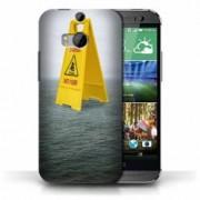 Carcasa Wet Floor - HTC One M8 M8s