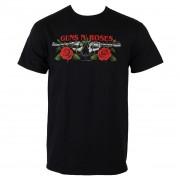 metál póló férfi Guns N' Roses - Roses Pistols - BRAVADO - 12161005