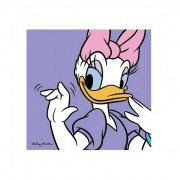 Disney Katrien Duck poster van karton 40 x 40 cm