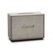 Marshall Woburn Wi-Fi Multi-Room - безжичен аудиофилски спийкър с Bluetooth и 3.5 mm изход (кремав)