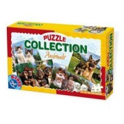 DToys Puzzle Collection 4u1 Animals 02 (07/63069-02)
