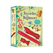 Recorder for beginners gift set