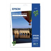Hartie foto Epson Premium Semigloss Photo Paper, DIN A4, 251g/m2