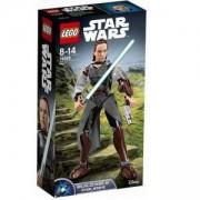 Сглобяема фигура Лего Стар Уорс - REY, LEGO Star Wars, 75528