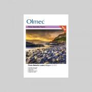 OLM72 HARTIE FOTO METALIC LUSTRE OLMEC 260g/50 COLI A3