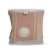 Col-249 faixa abdominal para ostomizados com orifício 90mm tamanho3 - Orliman