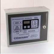 CCO 115 szén-monoxid érzékelő központ