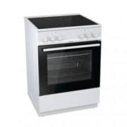 Готварска печка Gorenje EC6141WC, клас А, 4 стъклокерамични нагревателни зони, 67 л. обем, термоелектрически предпазител, WarmPlate функция, бяла