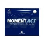Angelini Momentact 6 Compresse Rivestite 400 Mg